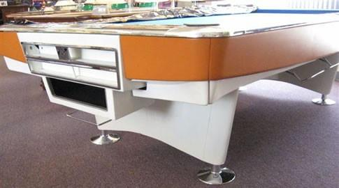 Gold Crown I Restored Antique Pool Table For Sale - Brunswick gold crown pool table for sale