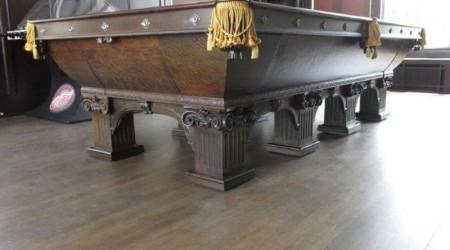 Restored Goodman-Leavitt-Yatter billiards table