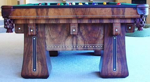 Merveilleux ... Restored Kling Pool Table ...