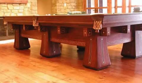 Kling Billiard Table Images Gallery