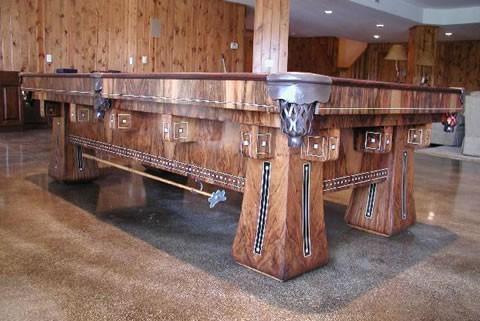 Genial ... Fully Restored Antique Billiard Table   The Kling ...