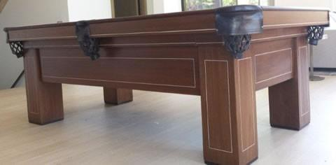 ... A Fully Restore The Madision Antique Billiard Table