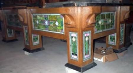 The Royal Art, restored billiard table for sale