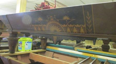 Restoration project: W.H. Griffith Inlaid