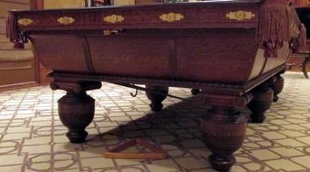 Regal Cambridge billiards table