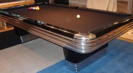 The Centennial - antique pool table
