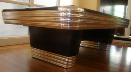 Photo of billiard table, The Centennial