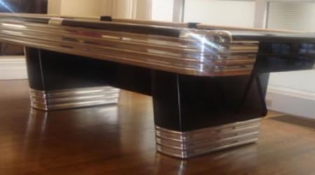 Fully restored Centennial pool table