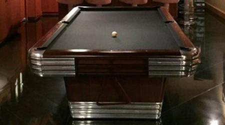 The Centennial, fully restored, end view
