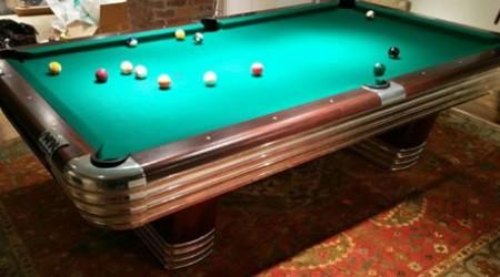Top felt view, The Centennial