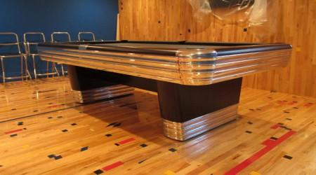 """The Centennial"" antique Brunswick-Balke-Co full restoration"
