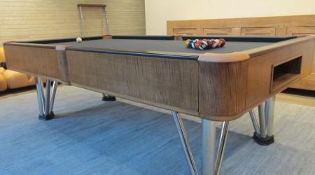 Restoration of antique Champion (Deco) billiards table