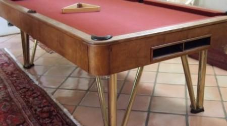 Pool table The Champion Deco, antique