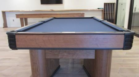 Antique Commander billiards table