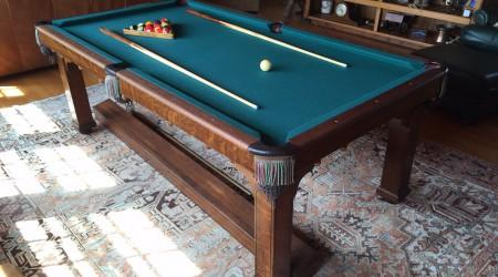 Billiards table antique Cozy Home