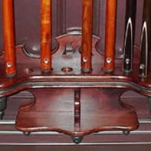 Monarch Cue Rack No. 7 bottom piece