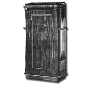 40 Combination Coat Closet U0026 Cue Rack