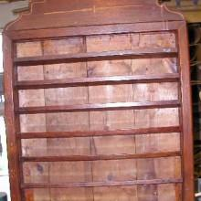 Oliver Briggs Antique Ball Rack