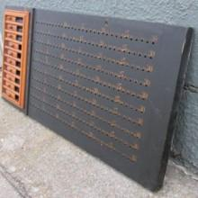 Pin pool board (antique)