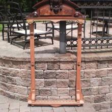 Eastlake Cue Rack antique