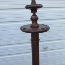 Free standing cue rack (European antique)