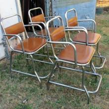 For sale: Bianco Billiard Chairs
