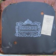 Bianco Billiard Chairs for sale by Billiard Restoration