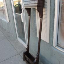 For sale: Restored Victorian Private cue rack