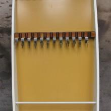 For sale: Private Gold Crown Cue Rack for billiards