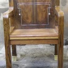 Antique Arcade or Kling billiard chair