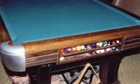 The Pfister/Anniversary - Hall of Shame Pool Table